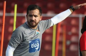 Ignacio 'Nacho' Quintana.Foto:Fepafut