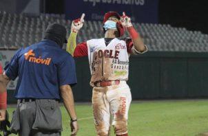 Coclé tiene la ventaja en la serie ante Panamá Oeste 2-0. Foto:Fedebeis