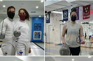 Clasificarán a los Juegos Olímpicos de Tokio, los mejores de cada una de las modalidades de esgrima. Cortesía