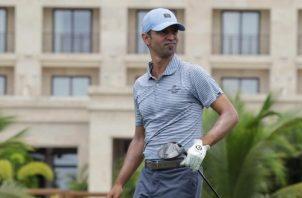 Miguel Ordóñez busca mejorar su juego. Foto:Cortesía
