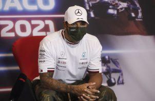 El piloto británico Lewis Hamilton es el actual campeón de la Fórmula Uno. Foto:EFE