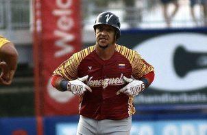 Dominicanos y Venezuela abren el clasificatorio final del béisbol. Foto:EFE