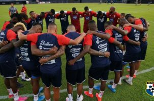 Jugadores de Panamá que estarán en la Copa Oro. Foto: Fepafut
