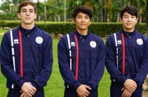 Los juveniles verán acción en el torneo que se realizará en Cali, Colombia. Foto: Cortesía
