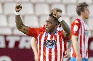 """José Luis """"Puma"""" Rodríguez jugó como cedido en el CD Lugo la temporada pasada en la Segunda División de España. Foto:Twitter"""