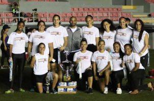 Nacional de Flag Football será en la rama masculina y femenina. Foto:Cortesía