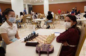 Las semifinales del Campeonato Nacional de Ajedrez fueron muy disputada. Foto: Cortesía