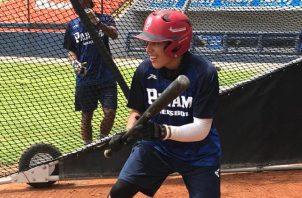La preselección juvenil de béisbol inició los entrenamientos de cara a la cita mundialista. Foto:Fedeebeis