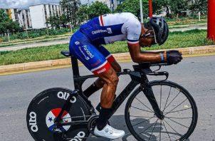 Christofer Jurado será el primer panameño en competir en los Juegos de Tokio. Foto:Fepaci