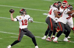 Más del 75% de los jugadores de la NFL estaban al menos parcialmente vacunados. Foto:EFE/Ilustrativa