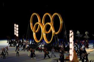 Juegos Olimpicos de Tokio. Foto:EFE