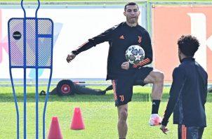 Ronaldo juega actualmente en la Juventus. Foto: EFE