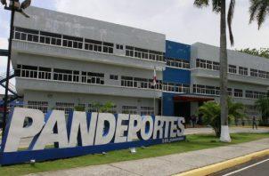Instalaciones de Pandeportes. Foto: Archivo/Epasa