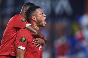 La selección panameña de fútbol recibirá en casa a Costa Rica y México. Foto: Fepafut