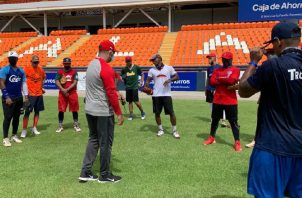 El equipo nacional inició entrenamientos el pasado miércoles. Foto: @fedebeis