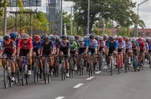 El Tour de Panamá se realizará entre el 24 y 29 de agosto. Foto:@Fepaci