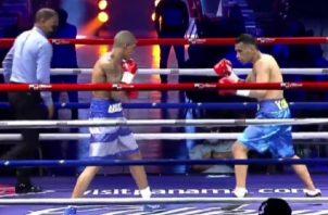 Jaime Arboleda y Jonathan Barros. Foto: @TyCSportsPlay
