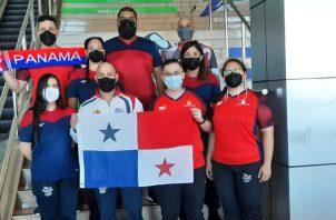 Selección de bolos de Panamá. Foto: Cortesía