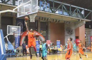 Baloncesto colegial Kiwanis. Foto: Cortesía