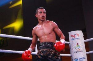 """Orlando """"El Jaguar"""" Peñalba venció a Gilberto Pedroza. Foto: Archivo"""