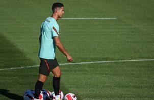 Cristiano Ronaldo Foto:EFE