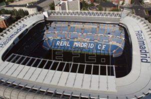 El Real Madrid vuelve a casa. Foto:EFE