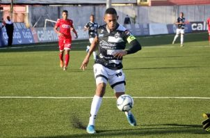 Ismael Díaz, jugador taurino. Foto:Fepafut