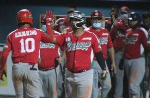 Chiriquí es el actual campeón del béisbol mayor. Foto:Fedebeis