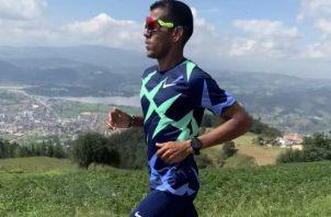 Jorge enrique Castelblanco, volverá a entrenar a Colombia y a competir en Europa antes que culmine el 2021. Cortesía