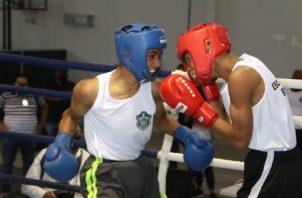 La escuela de boxeo, busca brindar una oportunidad a los jóvenes. Foto:Cortesía