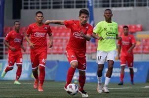 San Francisco y Deportivo del Este empataron sin goles en el estadio Maracaná. Foto: @LPF