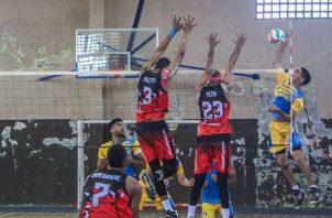 El torneo nacional se realiza ane el Gimnasio Los Naranjos en Boquete. Foto: Cortesía