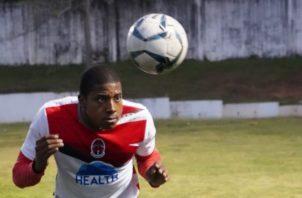 Ricardo Clarke del Sporting San Miguelito. Foto: LPF