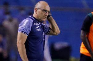 Selección de Honduras. Foto:EFE