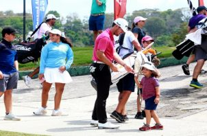 Este sábado se disputó la tercera ronda del Panamá Championship.