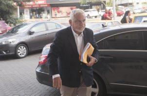 Jaime Lasso fue cónsul de Panamá en Corea del Sur.