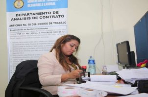 Al terminar la declaratoria de Estado de Emergencia Nacional, los trabajadores retornarán a sus puestos de trabajo.