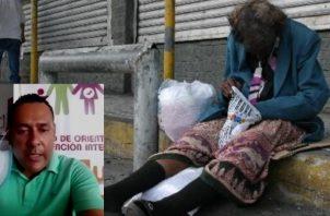 Centro de Orientación de la Fundación Juan Pablo II tiende una mano los habitantes de calles.