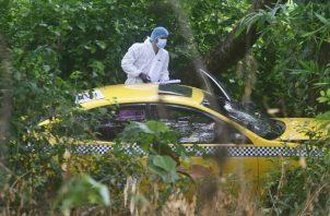 Ayer martes se dio un homicidio de un hombre de 48 años en Los Cántaros.