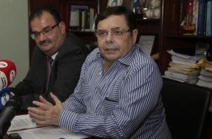 Luis Cucalón, exdirector de la Dirección General de Ingresos, se mantiene detenido desde el año 2014. Archivo