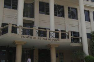 Corte Suprema de Justicia. Archivo