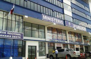 Ministerio Público de Panamá Oeste investiga los hechos. Archivo