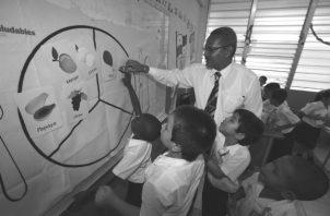 La importancia de una educación donde el pensamiento crítico y la autoevaluación sean los nuevos fundamentos de nuestro sistema educativo. Foto: Archivo. Epasa.