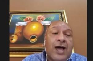 Presidente de la Asociación de Municipios de Panamá (AMUPA), Julio Vivies