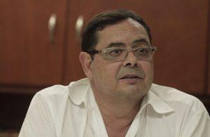 Luis Cucalón, exdifrector de la Dirección General de Ingresos (DGI). Archivo.