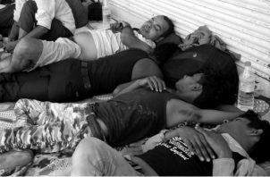 Hay un desconocimiento profundo sobre los índices de pobreza y los prejuicios por falta de contacto. Foto: EFE.