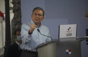 El presidente de Panamá, Laurentino Cortizo, repasó el panorama actual.