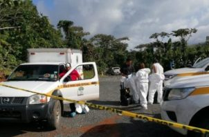 La Policía Nacional realiza esfuerzos por controlar varias zonas rojas en medio de la pandemia del COVID-19.