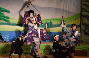 Los niños están al corazón del festival anual Kabuki en Damine. Podría ser el más antiguo de la región. Foto / Noriko Hayashi para The New York Times.