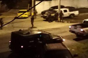 Incidentes policiales el fin de semana en la ciudad capital y Panamá Oeste.